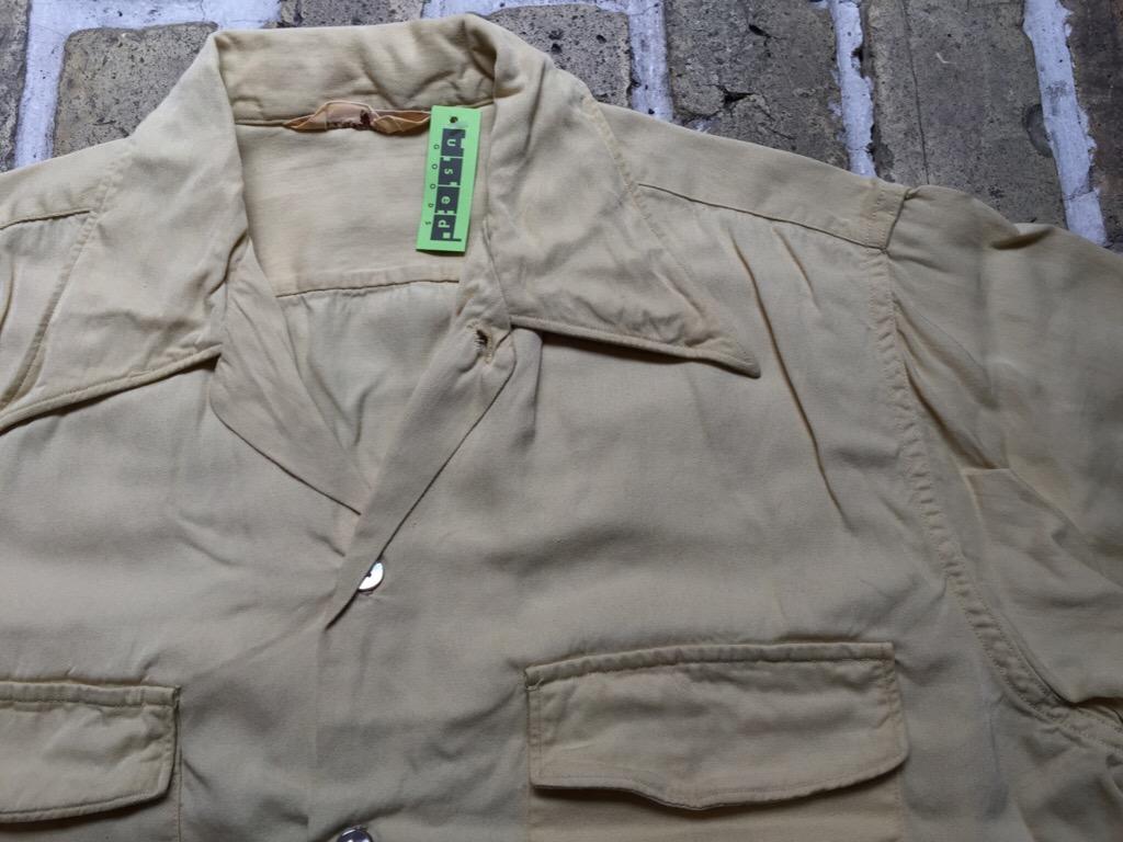 神戸店4/15(水)MidWestヴィンテージ入荷!#2 50\'s Vintage Rayon Western Shirt !!!(T.W.神戸店)_c0078587_174414.jpg