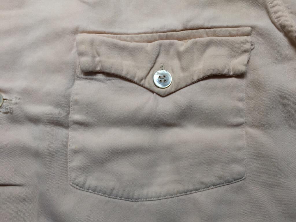 神戸店4/15(水)MidWestヴィンテージ入荷!#2 50\'s Vintage Rayon Western Shirt !!!(T.W.神戸店)_c0078587_174430.jpg