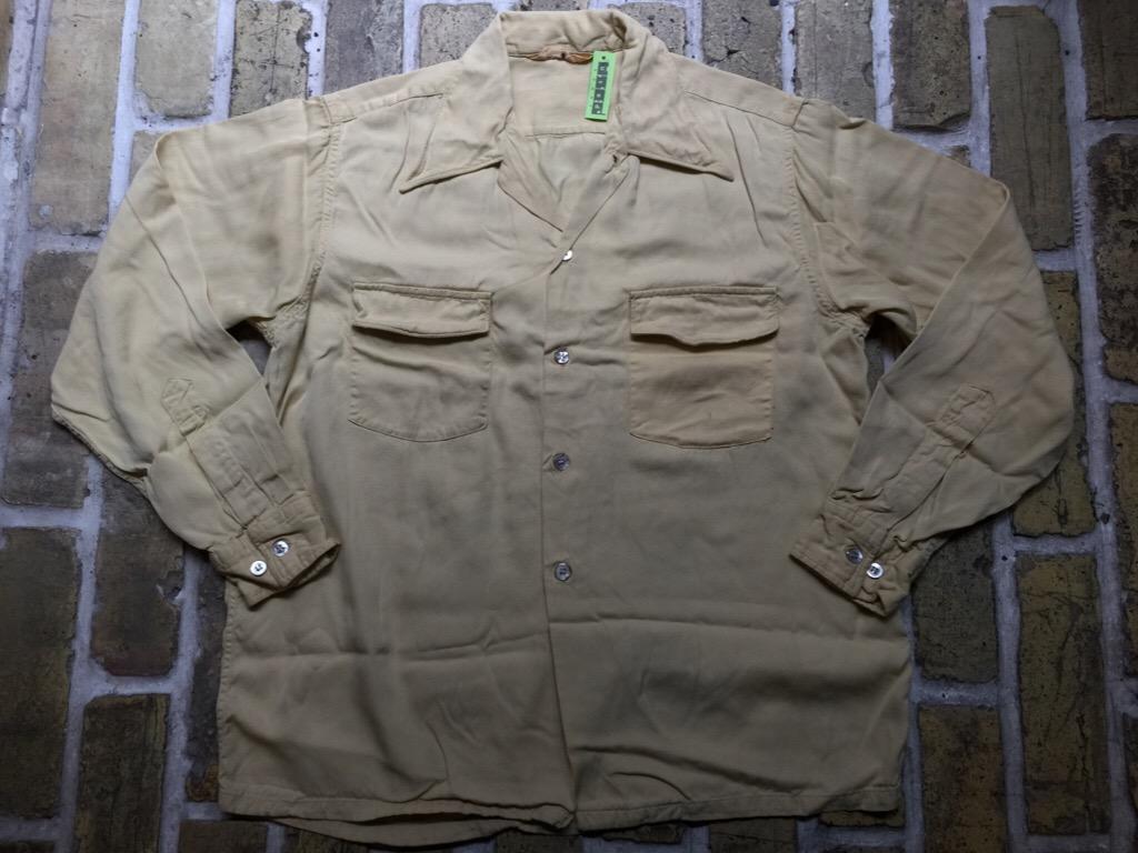 神戸店4/15(水)MidWestヴィンテージ入荷!#2 50\'s Vintage Rayon Western Shirt !!!(T.W.神戸店)_c0078587_1745070.jpg