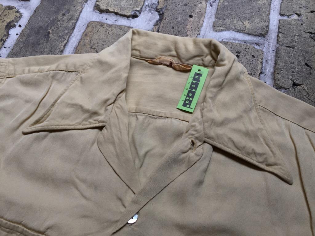 神戸店4/15(水)MidWestヴィンテージ入荷!#2 50\'s Vintage Rayon Western Shirt !!!(T.W.神戸店)_c0078587_1751715.jpg