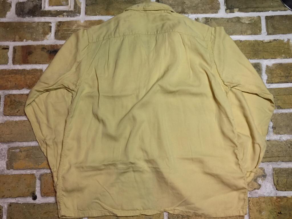 神戸店4/15(水)MidWestヴィンテージ入荷!#2 50\'s Vintage Rayon Western Shirt !!!(T.W.神戸店)_c0078587_21443944.jpg