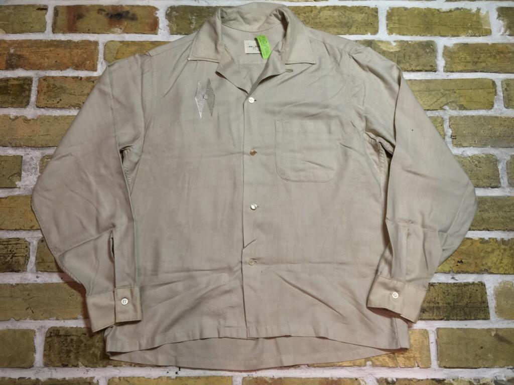 神戸店4/15(水)MidWestヴィンテージ入荷!#2 50\'s Vintage Rayon Western Shirt !!!(T.W.神戸店)_c0078587_21451064.jpg