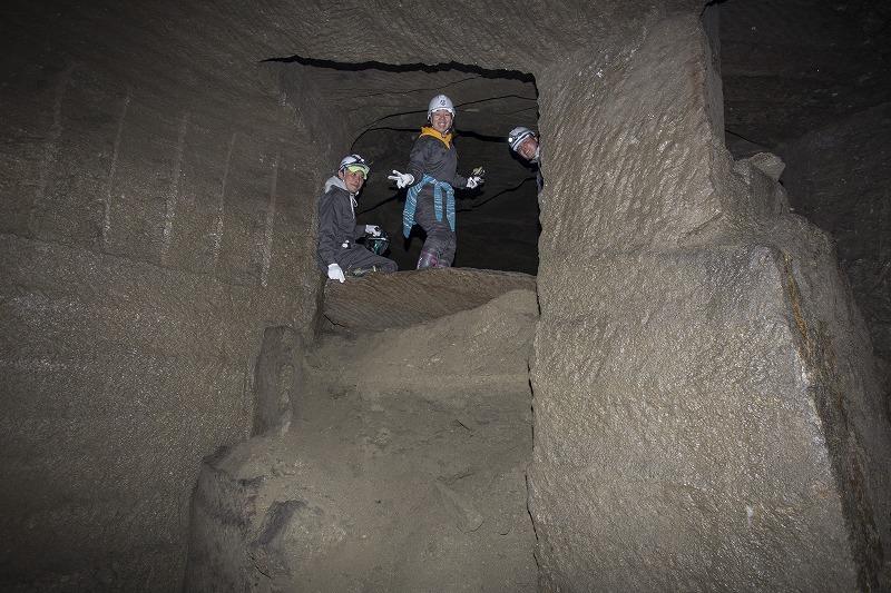 命名 チポ・・・・・Nの穴鉱山・・洞窟温泉_f0281095_111533.jpg