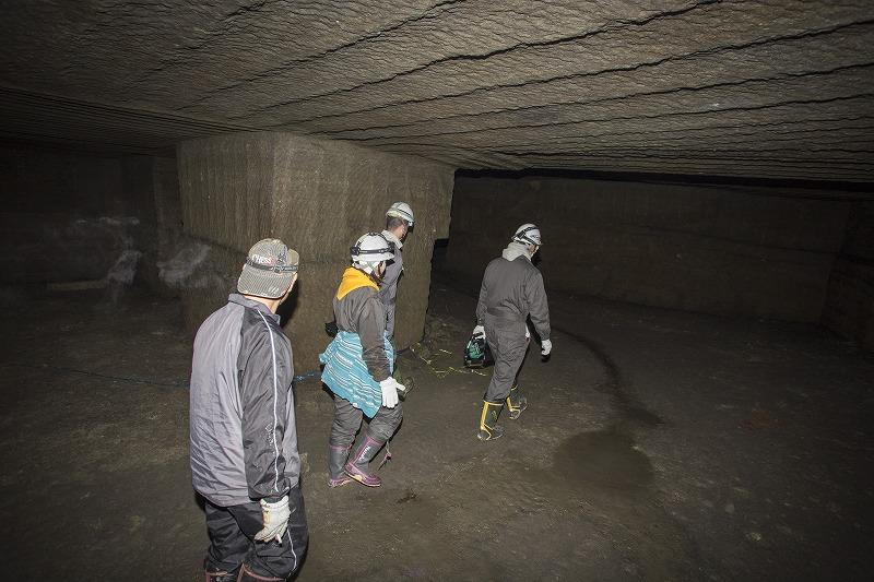 命名 チポ・・・・・Nの穴鉱山・・洞窟温泉_f0281095_112524.jpg