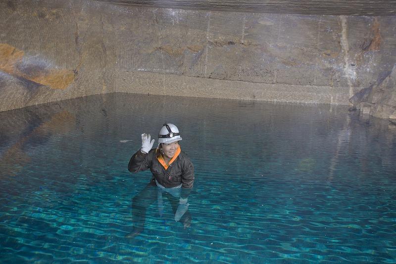 命名 チポ・・・・・Nの穴鉱山・・洞窟温泉_f0281095_1453396.jpg