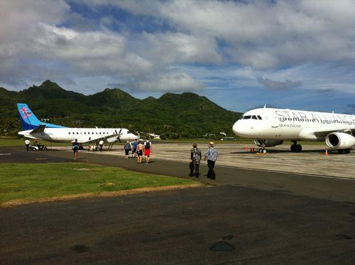 旅日記 クック諸島 2012MAY その10 Air Rarotonga 614   RAR - Aitutaki  _f0059796_13532437.jpg