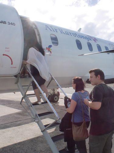旅日記 クック諸島 2012MAY その10 Air Rarotonga 614   RAR - Aitutaki  _f0059796_13534848.jpg