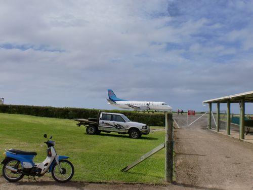旅日記 クック諸島 2012MAY その10 Air Rarotonga 614   RAR - Aitutaki  _f0059796_142190.jpg