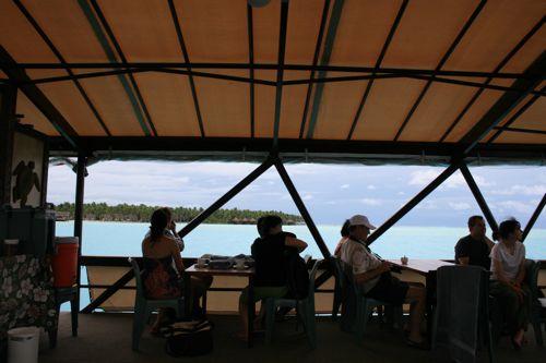旅日記 クック諸島 2012MAY その12 Aitutaki Lagoon cruise_f0059796_14552125.jpg