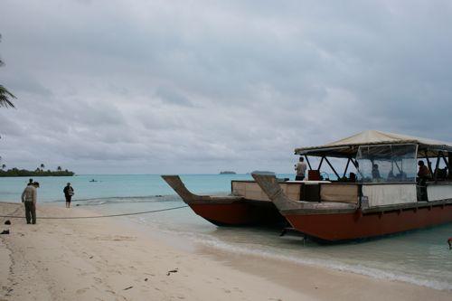 旅日記 クック諸島 2012MAY その12 Aitutaki Lagoon cruise_f0059796_14553231.jpg
