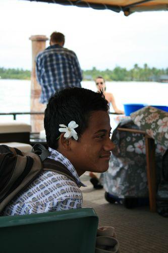 旅日記 クック諸島 2012MAY その12 Aitutaki Lagoon cruise_f0059796_14555887.jpg