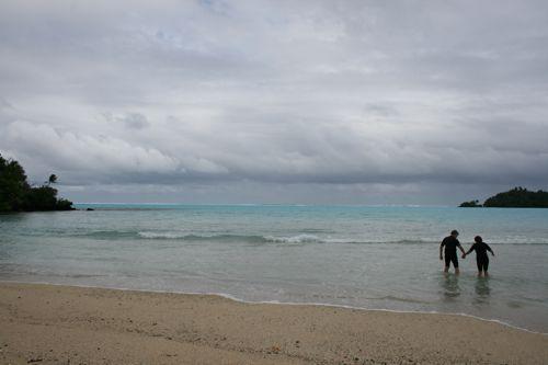 旅日記 クック諸島 2012MAY その12 Aitutaki Lagoon cruise_f0059796_14563889.jpg