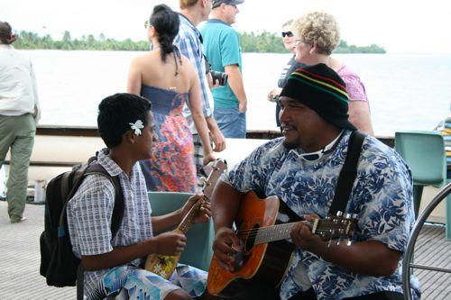 旅日記 クック諸島 2012MAY その12 Aitutaki Lagoon cruise_f0059796_14572841.jpg