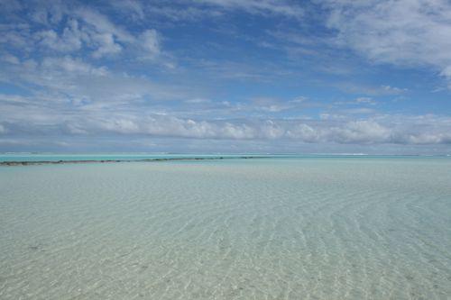 旅日記 クック諸島 2012MAY その12 Aitutaki Lagoon cruise_f0059796_1512980.jpg