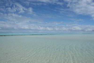 旅日記 クック諸島 2012MAY その12 Aitutaki Lagoon cruise_f0059796_1514719.jpg