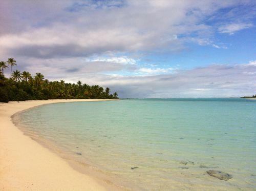 旅日記 クック諸島 2012MAY その12 Aitutaki Lagoon cruise_f0059796_152145.jpg