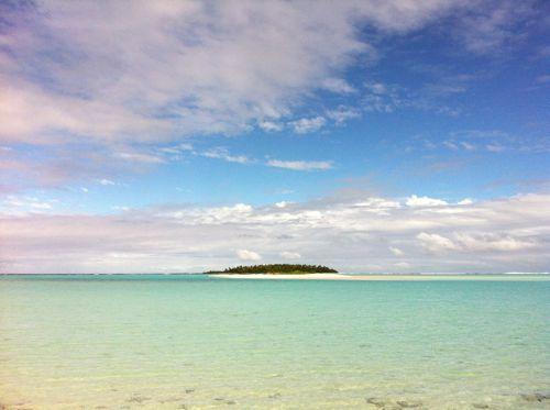 旅日記 クック諸島 2012MAY その12 Aitutaki Lagoon cruise_f0059796_1522473.jpg