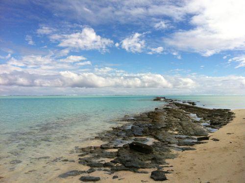 旅日記 クック諸島 2012MAY その12 Aitutaki Lagoon cruise_f0059796_152330.jpg
