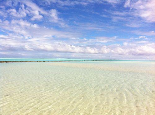 旅日記 クック諸島 2012MAY その12 Aitutaki Lagoon cruise_f0059796_1523741.jpg