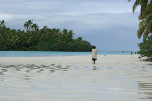 旅日記 クック諸島 2012MAY その12 Aitutaki Lagoon cruise_f0059796_152479.jpg