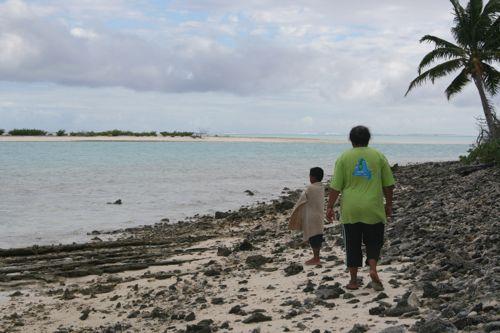 旅日記 クック諸島 2012MAY その12 Aitutaki Lagoon cruise_f0059796_1531025.jpg