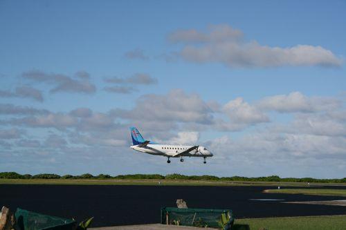 旅日記 クック諸島 2012MAY その14 Air Rarotonga Aitutaki to RAR_f0059796_16185712.jpg