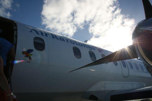 旅日記 クック諸島 2012MAY その14 Air Rarotonga Aitutaki to RAR_f0059796_16195789.jpg