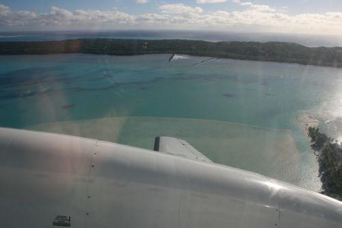旅日記 クック諸島 2012MAY その14 Air Rarotonga Aitutaki to RAR_f0059796_16203022.jpg