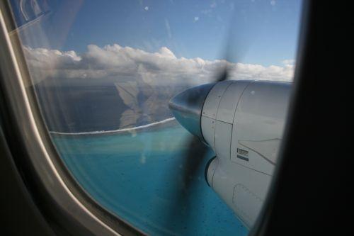 旅日記 クック諸島 2012MAY その14 Air Rarotonga Aitutaki to RAR_f0059796_16203957.jpg