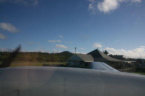 旅日記 クック諸島 2012MAY その14 Air Rarotonga Aitutaki to RAR_f0059796_1620674.jpg