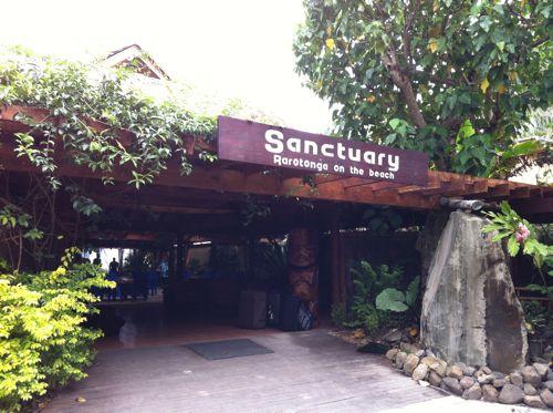 旅日記 クック諸島 2012MAY その15 Sanctuary Rarotonga サンクチュアリーラロトンガ_f0059796_16375540.jpg