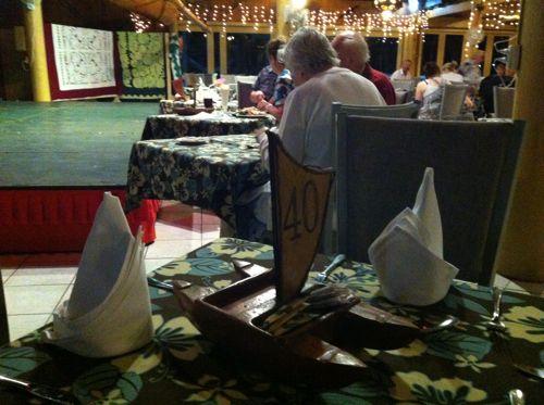 旅日記 クック諸島 2012MAY その15 Sanctuary Rarotonga サンクチュアリーラロトンガ_f0059796_16452983.jpg