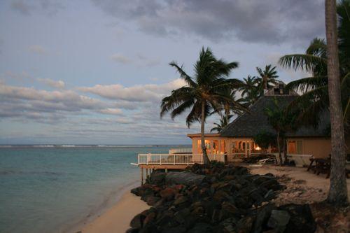 旅日記 クック諸島 2012MAY その15 Sanctuary Rarotonga サンクチュアリーラロトンガ_f0059796_16474420.jpg