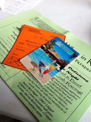 旅日記 クック諸島 2012MAY その15 Sanctuary Rarotonga サンクチュアリーラロトンガ_f0059796_165035.jpg