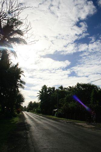 旅日記 クック諸島 2012MAY その17 ラロトンガでサイクリング_f0059796_173554100.jpg
