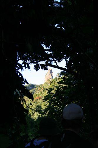 旅日記 クック諸島 2012MAY その16 Paさんのトレッキング_f0059796_177221.jpg