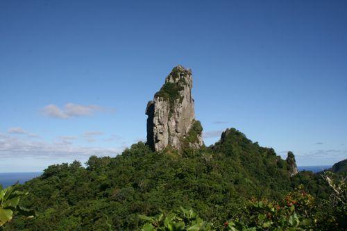 旅日記 クック諸島 2012MAY その16 Paさんのトレッキング_f0059796_178616.jpg
