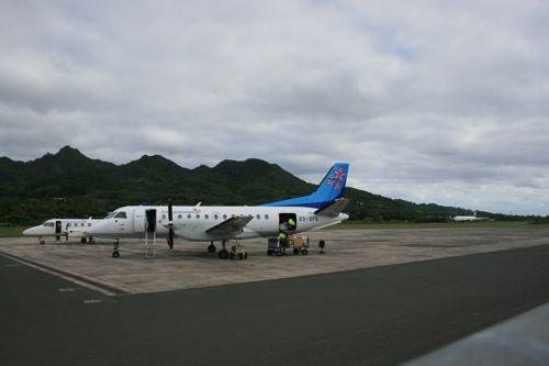 旅日記 クック諸島 2012MAY その18 さらばクック諸島 また会う日まで!! NZ061 RAR SYD _f0059796_20524973.jpg