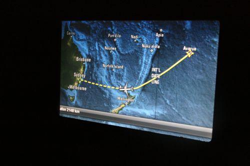 旅日記 クック諸島 2012MAY その18 さらばクック諸島 また会う日まで!! NZ061 RAR SYD _f0059796_21152448.jpg