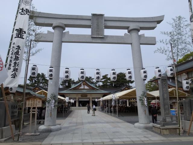 広島平和記念資料館~広島護国神社_f0197703_1028949.jpg