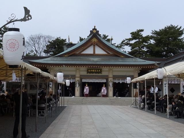 広島平和記念資料館~広島護国神社_f0197703_10445341.jpg