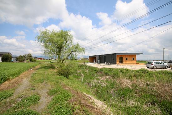「Forest Barn FLAT+Garage/神埼の家」完成見学会でした!_e0029115_1435184.jpg
