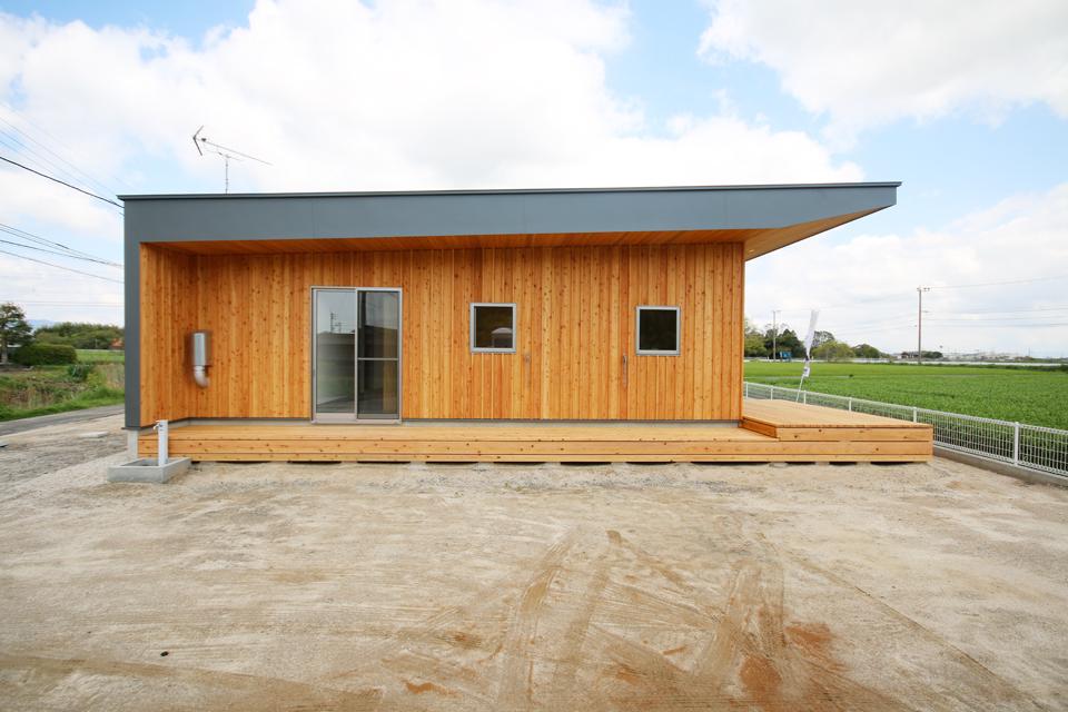 「Forest Barn FLAT+Garage/神埼の家」完成見学会でした!_e0029115_14361036.jpg