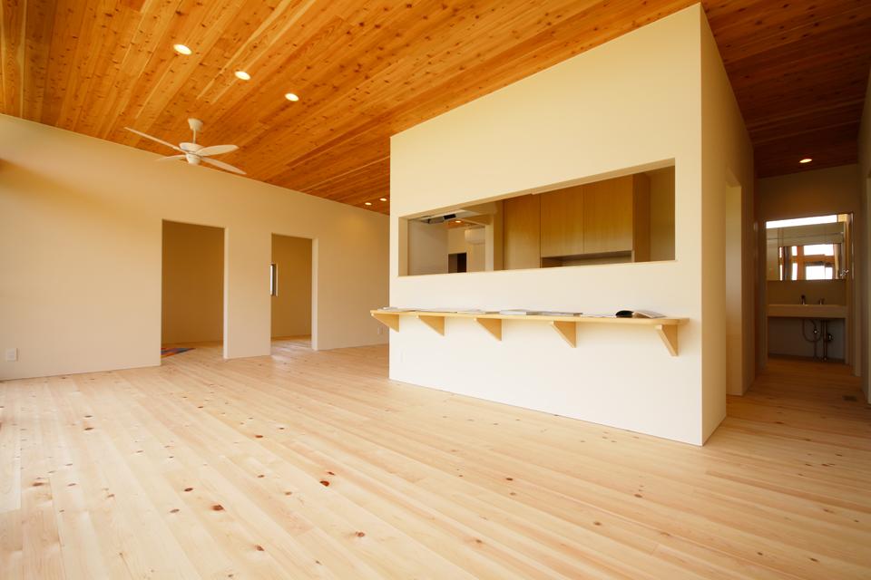 「Forest Barn FLAT+Garage/神埼の家」完成見学会でした!_e0029115_14415547.jpg