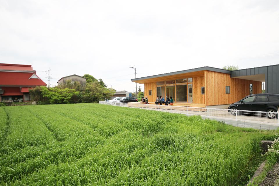 「Forest Barn FLAT+Garage/神埼の家」完成見学会でした!_e0029115_14461452.jpg