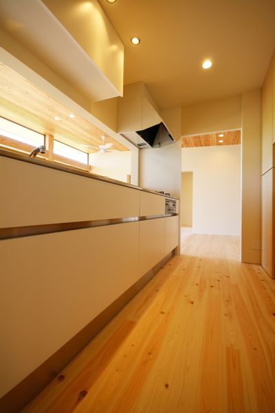 「Forest Barn FLAT+Garage/神埼の家」完成見学会でした!_e0029115_16394744.jpg