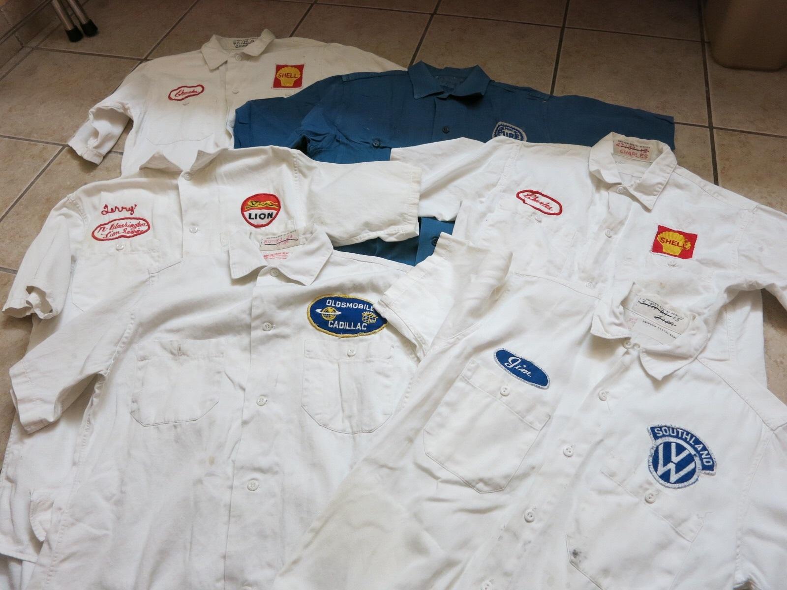 アメリカ仕入れ情報#41 50\'s ~Work shirts Lee他..._c0144020_11374559.jpg