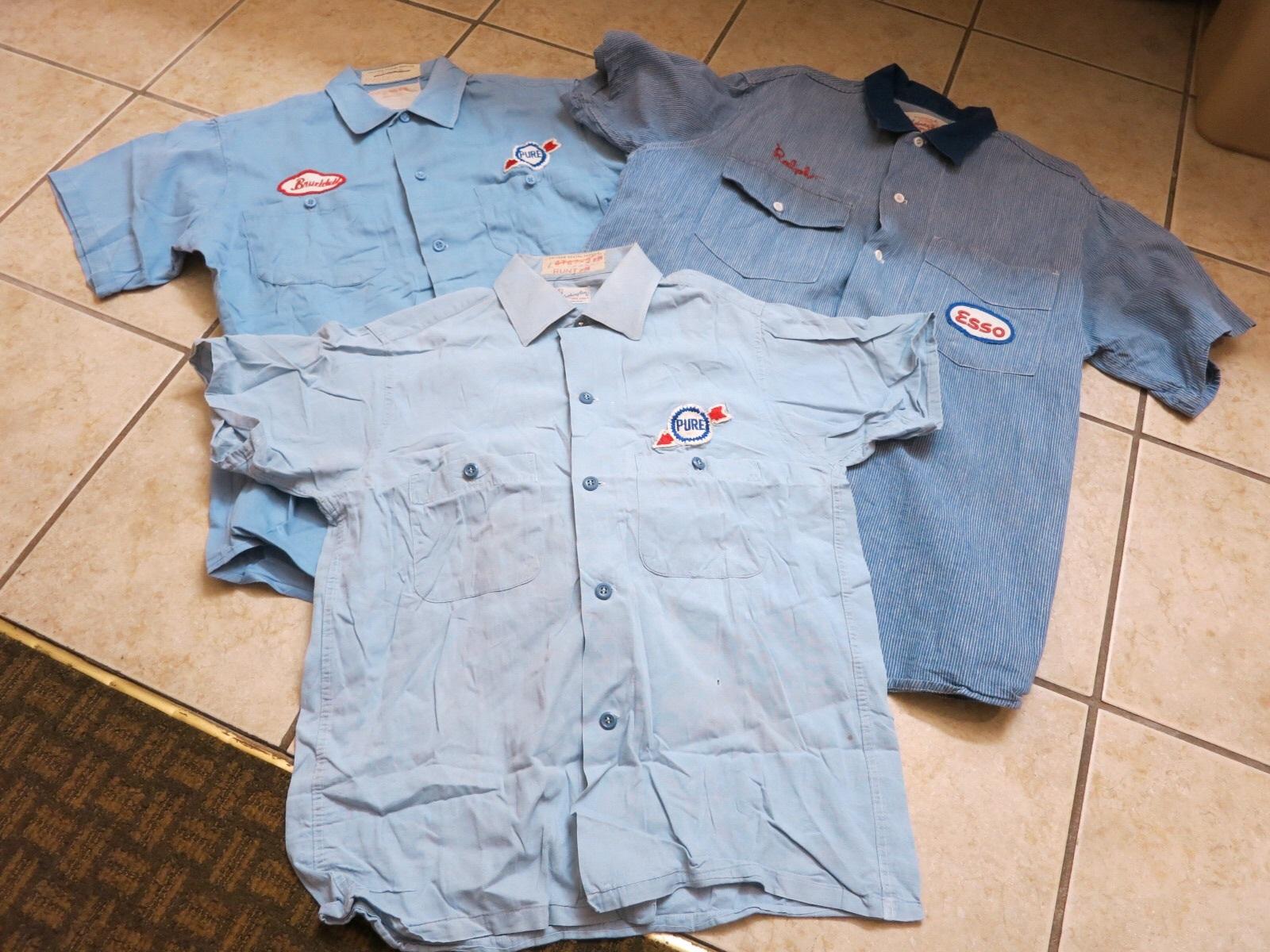 アメリカ仕入れ情報#41 50\'s ~Work shirts Lee他..._c0144020_11433535.jpg