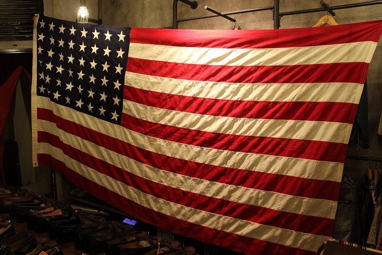 アメリカの国旗 星の数