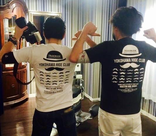 HEATH × ヒゲ倶楽部 Tシャツ 発売中_e0100332_018585.jpg